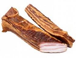 Tradičná údená slanina