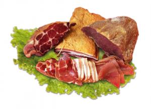 Sušené mäsá